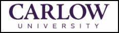 Click to view a Carlow University Veterans Services web page.
