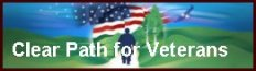 Click to open a Clear Path for Veterans web page
