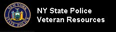 Click to open a New York State Police Veterans services web page