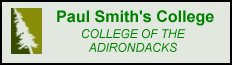 Click to open a Paul Smith's College Veterans services web page