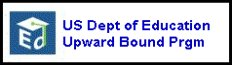 Click to open a U S Department of Education Upward Bound Program Veterans services web page