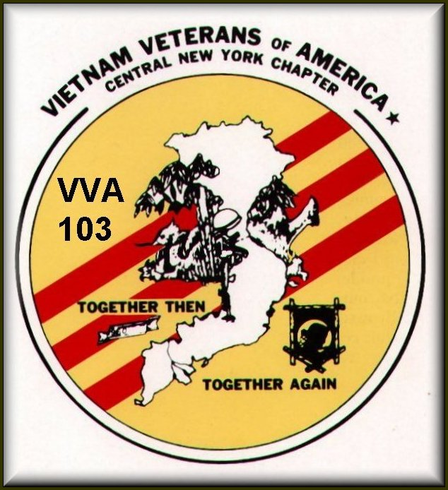 The Emblem of Vietnam Veterans of America, Chapter 103